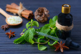 Essential Oils with Peppermint for Health and Spa  - 190113229