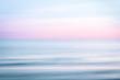 Leinwandbild Motiv Abstract sunrise sky and  ocean nature background