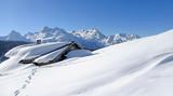 tiefer Winter in Salzburg - deep winter in Salzburg, Austria