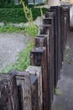 枕木の柵 - 190150088