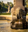 fountain in mexico city