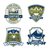 Vector icons for cam...