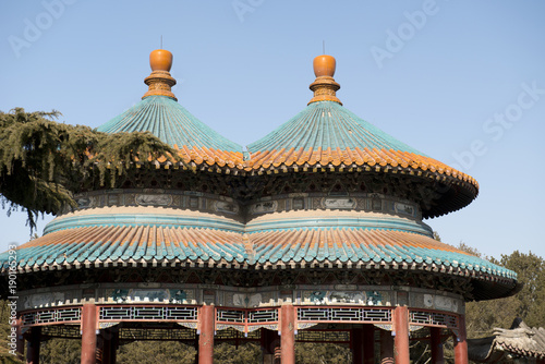 Fotobehang Peking Temple of Heaven