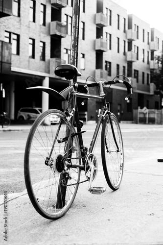 Keuken foto achterwand Fiets an ordinary bike