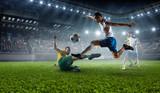 Soccer best moments. Mixed media - 190182471