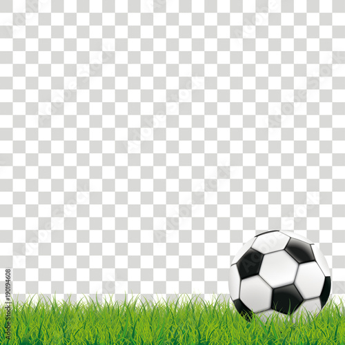 Football Grass Transparent