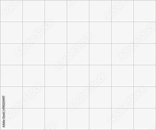 Seamless tiled paving pattern. Kitchen or bathroom vector background.