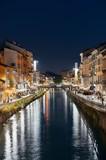 Naviglio Grande canal - 190243612