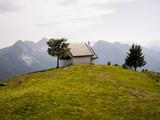 chiesetta di montagna - 190263450