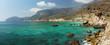 Panorama côtier près de Salalah, Oman