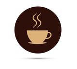 icona, caffè, tazzina, tazzina di caffè,