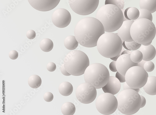 Abstract Wallpaper balls.