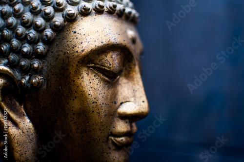 Foto op Plexiglas Boeddha FIGURA BUDA DECORACION