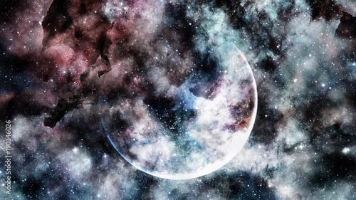 ziemia-i-galaktyki-w-kosmosie-elementy-tego-obrazu-dostarczone-przez-nasa