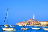 Rovinj, touristic destination in Istria, Croatia - 190351456