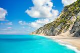 Egremni beach, Lefkada - 190375825