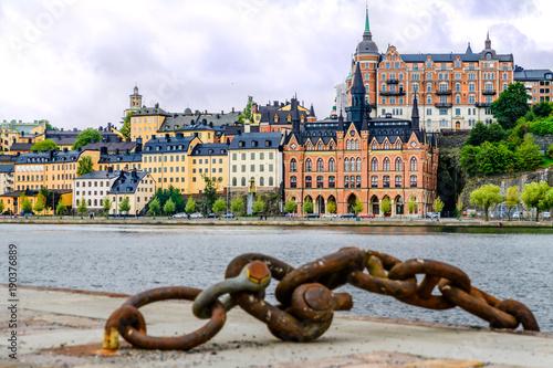 Aluminium Stockholm Stadthäuser in Stockholm