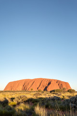 Uluru, Red Center, Northern Territory, Australia