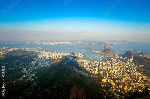 Fotobehang Rio de Janeiro Rio de Janeiro, Brazil
