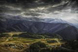 georgia tusheti mountain