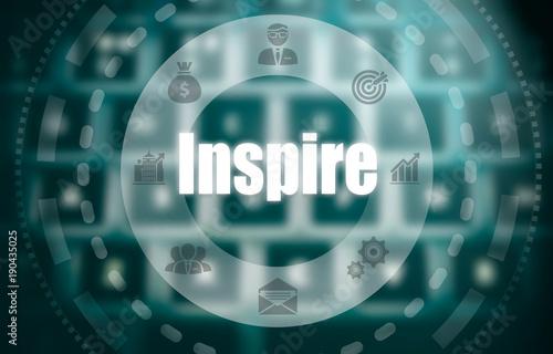un-concepto-inspirador-en-una-pantalla-de-computadora-futurista-sobre-una-imagen-borrosa-de-un-teclado