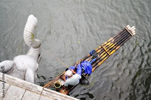Keuken foto achterwand Guilin Shots of China Guilin river scenery