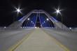 Lowry Avenue Bridge at night