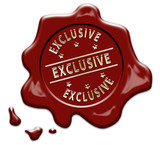 Gold EXCLUSIVE wax seal stamp - 190520281