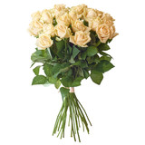 Bouquet of colorful flowers in a beautiful package