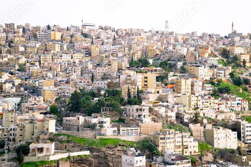 Fotobehang Zalm Amman, Jordan