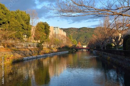 Keuken foto achterwand Kyoto 京都 岡崎の琵琶湖疏水