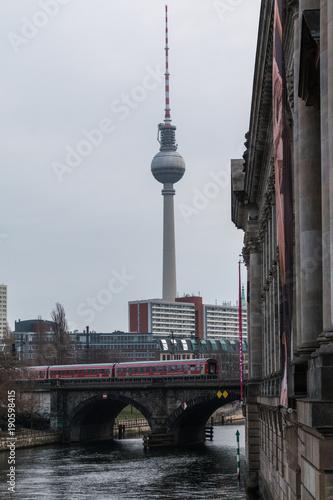 Fotobehang Berlijn Berliner Impressionen
