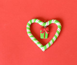 symbol of love heart for Valentines Day holiday - 190599488