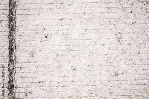 Fotobehang Betonbehang concrete road texture pattern background