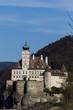 austria, lower austria, schönbühel castle - 190617428
