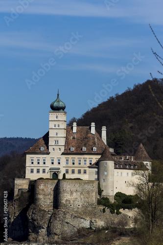 austria, lower austria, schönbühel castle