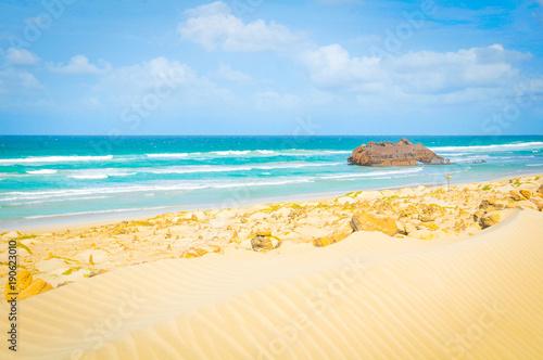 Keuken foto achterwand Schipbreuk Cape Verde, Africa