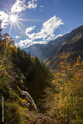 Otoño en los Pirineos - 190623847