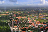 Aerial view of Dominican Republic - 190629031
