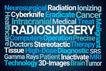 Radiosurgery Word Cloud
