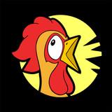 Rooster illustration - 190651848