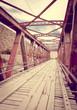 Old bridge in Tilcara, Argentina
