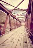 Old bridge in Tilcara, Argentina - 190653243