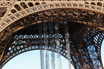 Architecture de la tour Eiffel