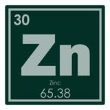 Zinc chemical element - 190681664