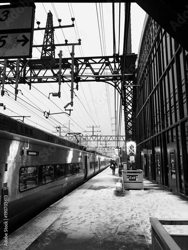 Snow train 1