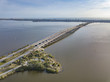 Melbourne Florida Causeway Bridge