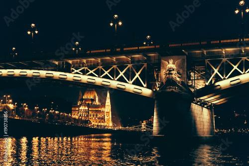 Poster Boedapest Budapest