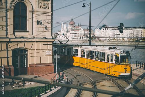 Fotobehang Boedapest Budapest