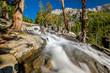 Eagle Falls at Lake Tahoe - California, USA - 190741469